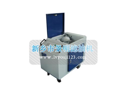 LYC-100C系列箱式移动滤油机
