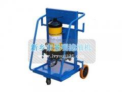 液压油滤油机PFC8314-100-H-KT滤油机